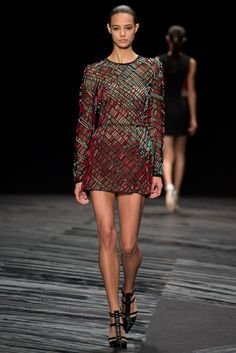 J. Mendel Spring 2015 Ready-to-Wear - Collection - Gallery - Look 1 - Style.com