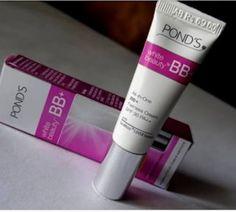 Makeup mistress: Ponds bb cream review