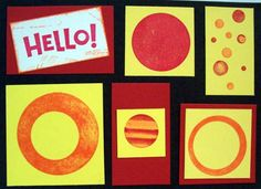 Simply Circles (6) by galleryindex - Cards and Paper Crafts at Splitcoaststampers