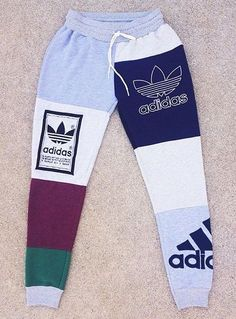 These adidas sweats are bomb Fashion Mode, New York Fashion, Teen Fashion, Winter Fashion, Fashion Outfits, Womens Fashion, Fashion Trends, Mode Outfits, Winter Outfits
