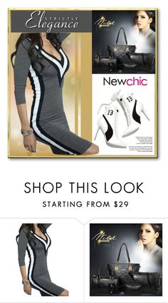"""""""Newchic 2"""" by marinadusanic ❤ liked on Polyvore featuring Puma"""