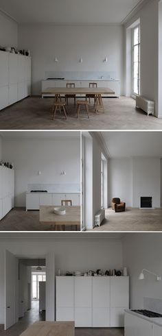 a kitchen by DRDH Architects via HEIMELIG blog