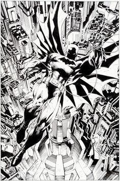 Jim Lee and Scott Williams All Star Batman & Robin, the | Lot #92159 | Heritage Auctions