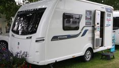 Coachman Vision 380 - Practical Caravan Camping Trailer For Sale, Lightweight Travel Trailers, Window Fitting, Caravans For Sale, Tear Drops, Small Campers, Van Living, Roof Light