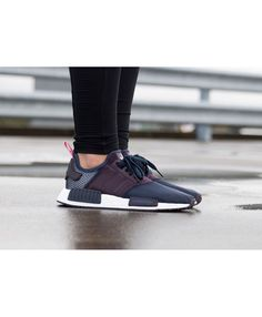 8ec85b4bf4b2 Adidas NMD Bordeaux Bleu Marine Rose Make you feel very relaxed