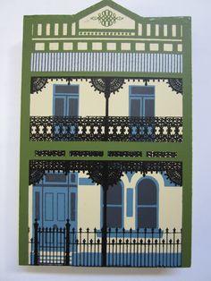Sydney Terrace House Commercial Interior Design, Commercial Interiors, Zen House, House Illustration, House Quilts, Australian Homes, Pool Decks, Exterior Colors, Victorian Homes