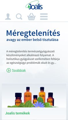 Megújult a www.joalis.hu honlap. www.joalis.hu