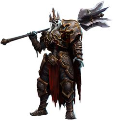View an image titled 'Leoric Art' in our Heroes of the Storm art gallery featuring official character designs, concept art, and promo pictures. Game Character Design, Character Concept, Character Art, Concept Art, Skeleton King, Pirate Skeleton, Heroes Of The Storm, Vampires, Lich King
