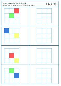La memoria visual es la capacidad de recordar información que se ha recibido visualmente. Normalmente hablamos de recuerdo inmediato (4-5 segundos), de todos los detalles