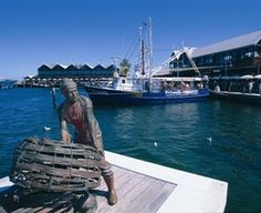 Fishermans Harbour fremantleKandu Holidays (Perth): 2019 All You Need to Know Before You Go (with PHOTOS) The Beautiful Country, Beautiful Places, Perth, Western Australia, Fishing Boats, Places Ive Been, Trip Advisor, The Good Place, New York Skyline