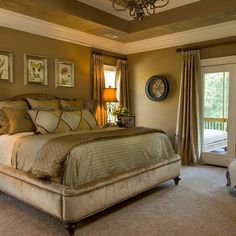 Bedroom Sherwin Williams Color  Hopsack