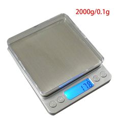 New Kitchen Supplies Balance Household Weigh Digital Kitchen Scale Diet Food LCD Display Electronic Scale
