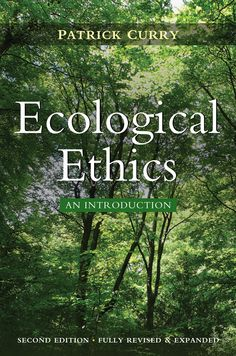 Ecological Ethics takes issue with the common assumption that existing human ethics can be ′extended′ to meet the demands of the ongoing ecological crisis. The book ultimately argues a new and truly ecological ethic is both possible and urgently needed. James Connelly reviews the book and finds that he has seldom read better. Read more here: http://blogs.lse.ac.uk/lsereviewofbooks/2012/07/17/book-review-ecological-ethics/