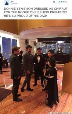 Rogue One, Star Wars, Rogue One cast, Star Wars cast, Donnie Yen, Chirrut Imwe