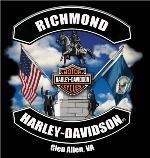 Richmond Harley Davidson in Glen Allen Va