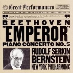 """Beethoven: Concerto No. 5 in E-Flat Major for Piano and Orchestra, Op. 73 """"Emperor"""""""