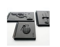 Armed Notebook Elemental Store