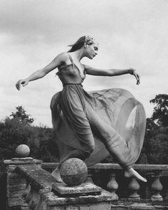 the lovely goddess, natalia vodianova