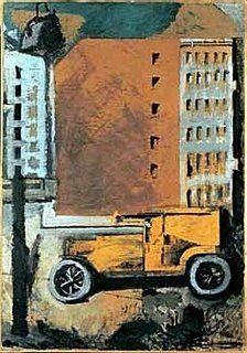 Mario Sironi Paesaggio Urbano 5