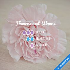 Flowers and Waves - Essential Oil Diffuser Blend