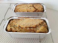 Pan de plátano y nuez paleo, sin gluten | Madeleine Cocina