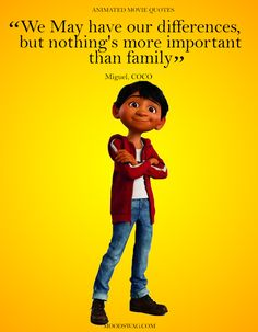 Top 15 Amazing Animated Movie Quotes in Moodswag Real Quotes, Amazing Quotes, Book Quotes, Life Quotes, Pixar Quotes, Cartoon Quotes, Cute Disney Quotes, Disney Quotes About Family, Beautiful Disney Quotes