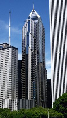 Two Prudential Plaza, Chicago
