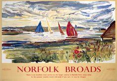 Norfolk Broads, British Railways