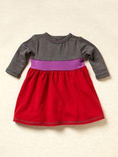 Girls EyeSpy Color Block Dress