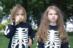 """""""Cheap Halloween Costume Ideas for Kids"""" - Lots of ideas you can put together quickly and cheaply."""