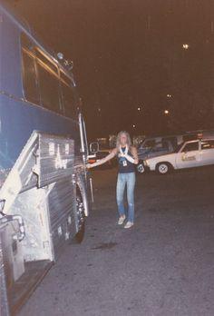 Charleston Civic Center, Charleston, WV - August 1, 1986 © Shawn Hart