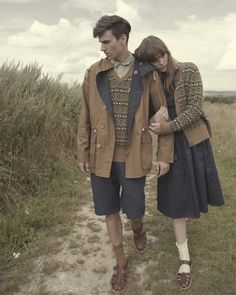 i want to go for a walk in the country mooching along with my man