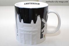 RELIEF MUGS | Starbucks City Mugs