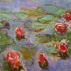 Claude Monet  Water Lilies, 1914-1917...