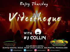 Café Mojo Mangaluru brings to you the videotheque night, with some drinking, dancing, and music to make your night a pleasant one this Thursday. #NightLife #Mangaluru #Pubs #Party #Beer #Pub #Fun #OntheBar #BeerDrinks #Beers #Enjoy #PartyMusic #GoodTimes #Music #Dance #Drinks #DrinkLocal #EatLocal  #Parties #Mangalore  #OnthePub  #Clubbing #Club #Bar