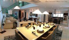 Edificio limpiar mi casa: 65 habitaciones Restaurantes y estar integrados! Ver Consejos y qué uso de la iluminación!