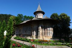 About the Painted Monasteries of Bucovina Tour Guide, Gazebo, Outdoor Structures, Tours, Vacation, Mansions, Country, House Styles, Places