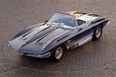 1961 Chevrolet Tiburón Mako Concep