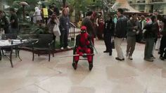 Collection of Deadpool gifs - These are seriously the funniest things ever! Click and watch them all!