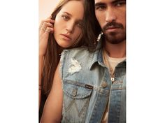 Exclusive: Wrangler SS13 'When the Music's Over' | Fashion Magazine | News. Fashion. Beauty. Music. | oystermag.com