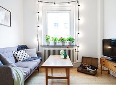 28平米惬意的单身公寓