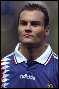 Portrait of Vincent Guerin of France before the start of European Championships qualifier against Israel Eric Cantona, Israel, Stock Pictures, Stock Photos, European Championships, Football, Editorial News, Royalty Free Photos, Portrait