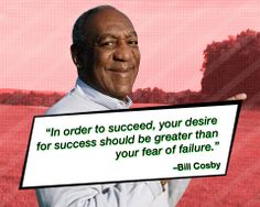 Bill Cosby - actor estadounidense, cómico, productor de televisión y activista