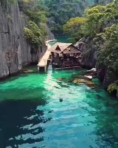 Coron Palawan: The most beautiful island in the world Image via H.abanil With a population of people, Coron island in the Philippines is considered one of the most beautiful islands in the world. And it looks like paradise. On a historical… Most Beautiful Beaches, Beautiful Places To Travel, Cool Places To Visit, Places To Go, Amazing Places On Earth, Beautiful Hotels, Best Places To Travel, Places Around The World, Amazing Things