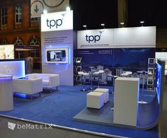 Exhibition Services' client, The Phoenix Partnership (TPP) wished to create an exceptional stand that could be transposed across their 2016 series of events and beyond. The design needed to mirror their expertise and innovation in clinical software and range in size from 18m² to 42m². Click here for more : http://www.bematrix.com/…/exhibition-services-for-client-t…/