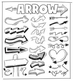Hand drawn vector doodle banners, quirky and fun banner