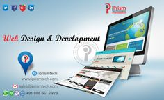 Let your new look attract more customers..!! Let us bring new life to your site..!! iPrism Technologies gives supreme services in Web design and development.Approach us for more details on mob:+918885617929 or sales@iprismtech.com. visit-https://goo.gl/KzMxOR #iprismtechnologies #bestwebdevelopment #bestservices #bestteam