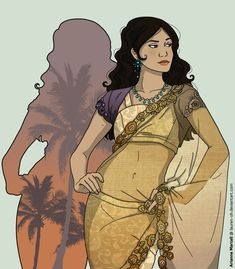 grrms asoiaf Since Donella Manderly is a Hornwood, I decided to reflect house Hornwood's ghastly color scheme. Forgive me. Lady Donella is a comely post-menopausal lady, with the bad habit of bitin...