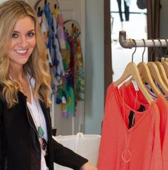 CoChic Styling Logo, Alyssa Doorhy, Chicago Personal Shopper