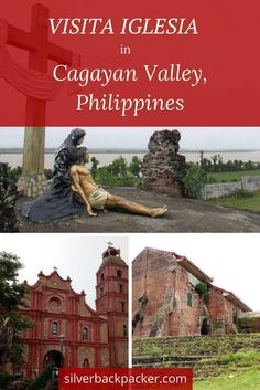 Tour the Churches of the Cagayan Valley on your Visita Iglesia